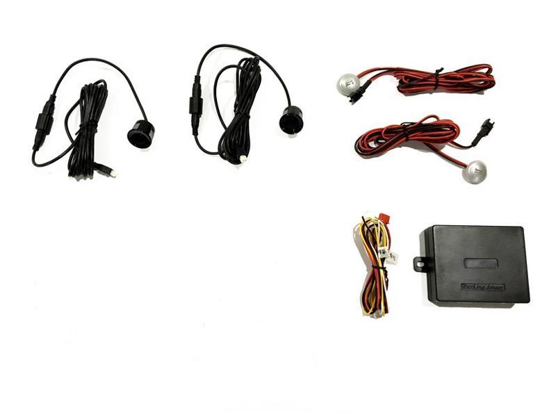 Systém hlídání mrtvého úhlu BLIS - 2 senzory