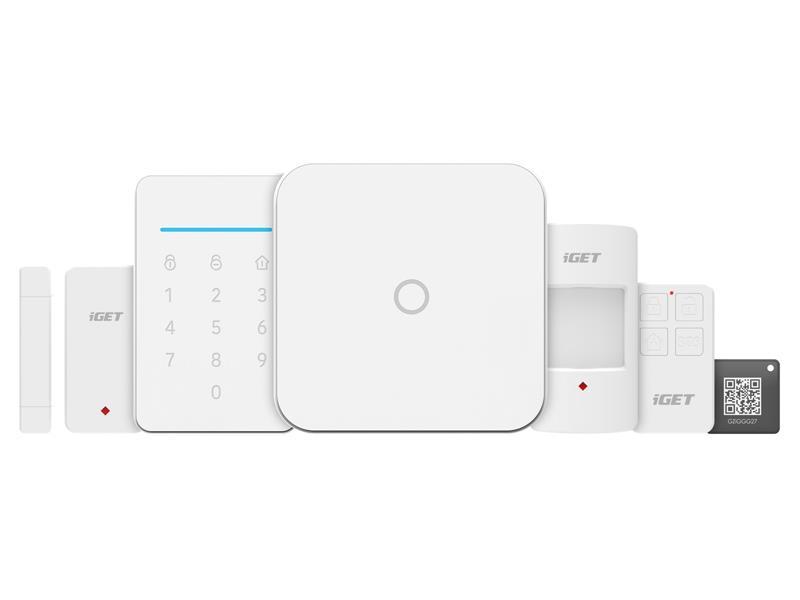 Alarm domovní iGET SECURITY M4