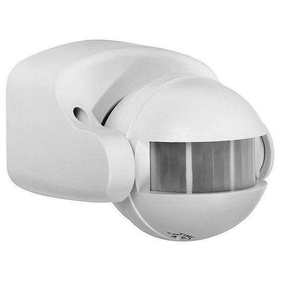 PIR senzor (pohybové čidlo)  ST09 - bílá.