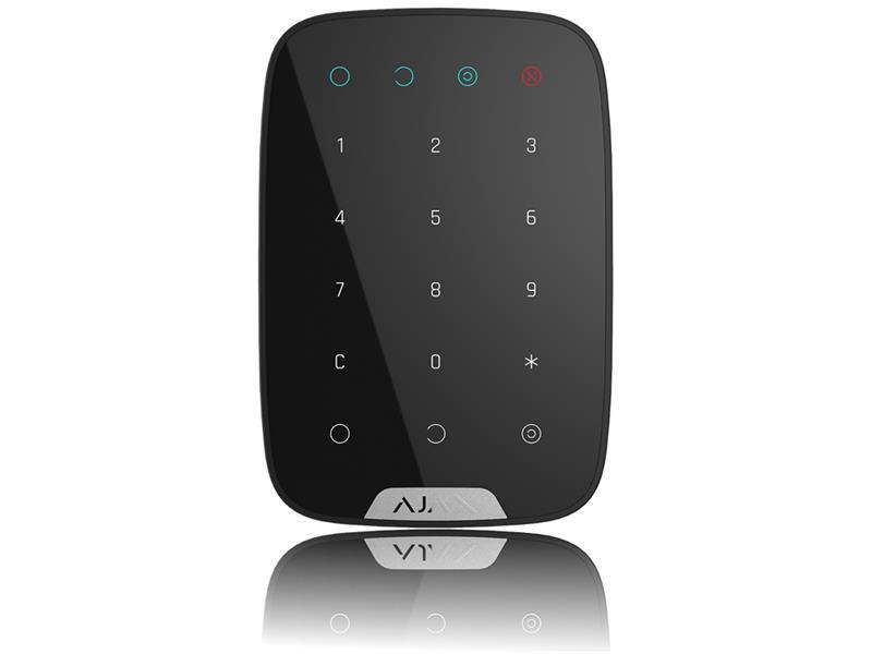 Klávesnice AJAX KeyPad black (8722)