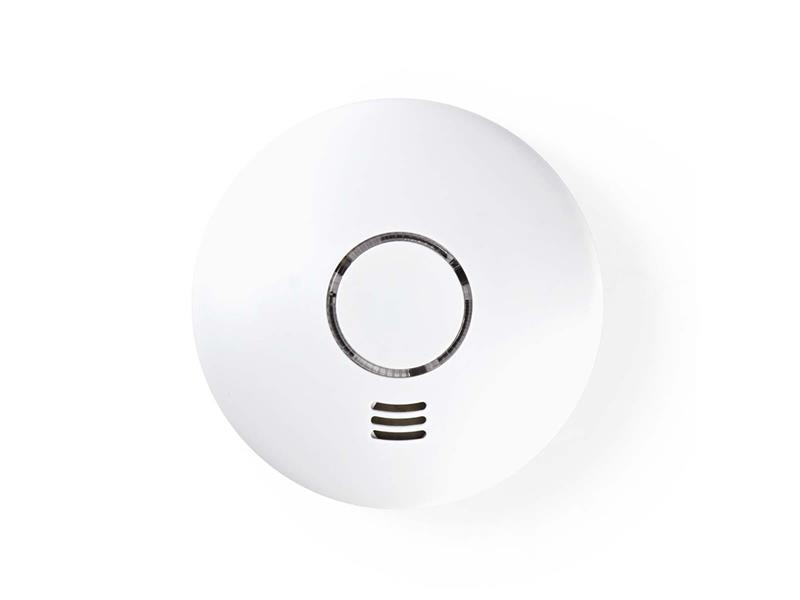 Chytrý WiFi detektor kouře NEDIS WIFIDS10WT SMARTLIFE