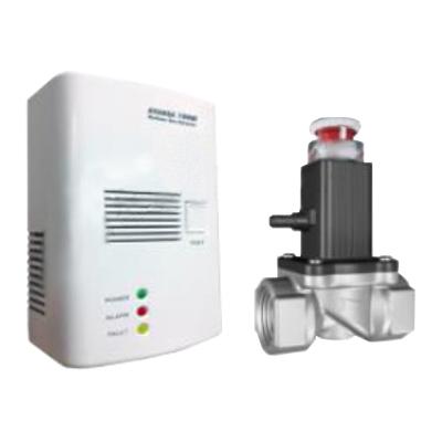 "Detektor plynu AVANSA 100M LPG a zemní plyn + solenoidový ventil G 3/4 """
