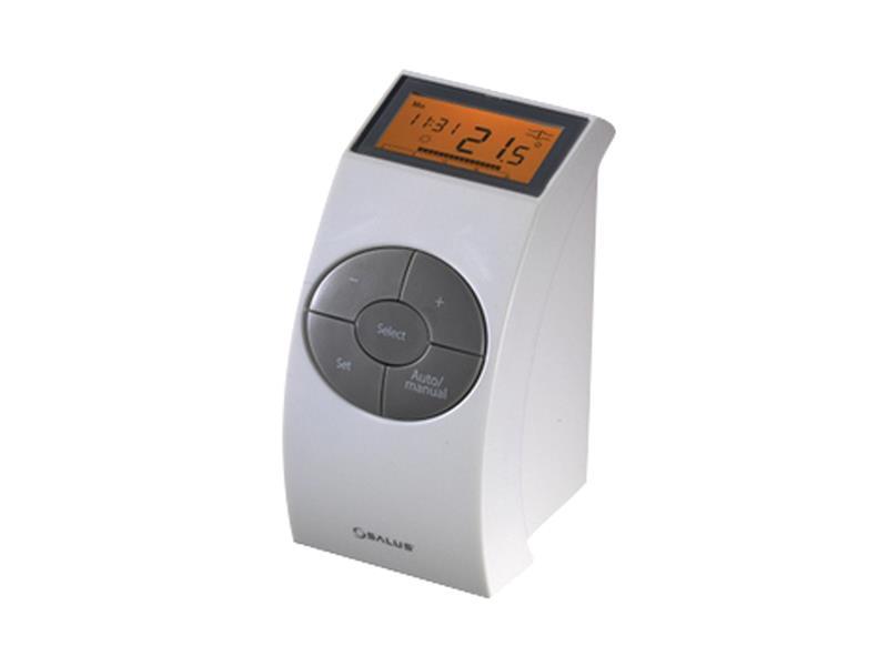Programovatelná termostatická hlavice SALUS PH55