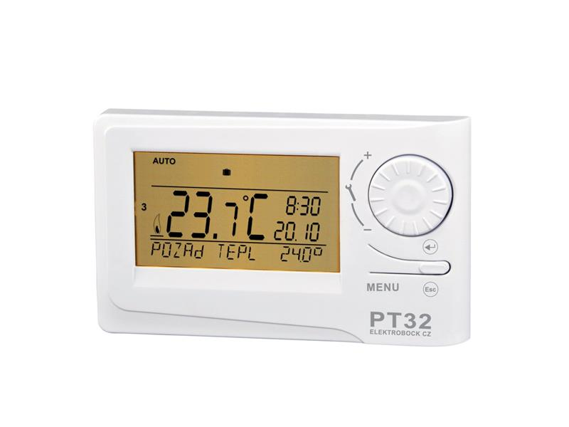 Elektrobock PT32 termostat