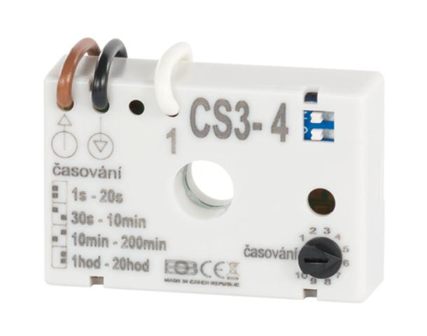 ELEKTROBOCK časový spínač pod vypínač CS3-4