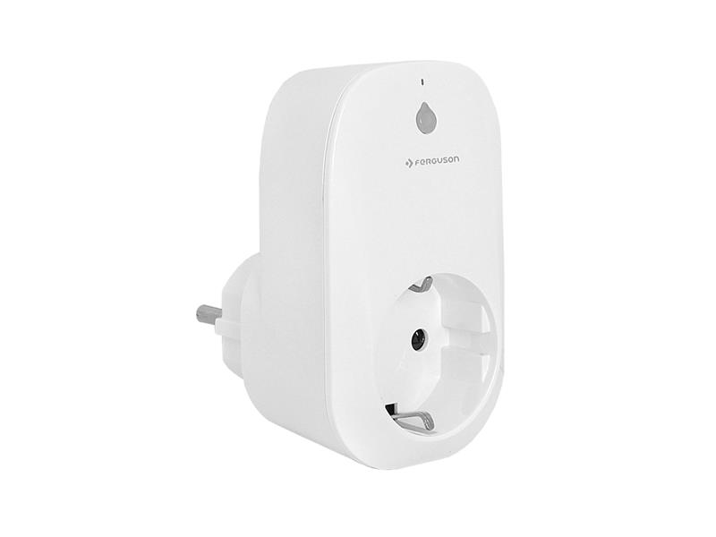 Zásuvka WiFi FERGUSON SMART WHITE