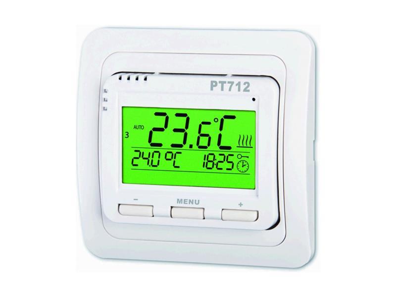 Termostat PT712 pro podlahové vytápění