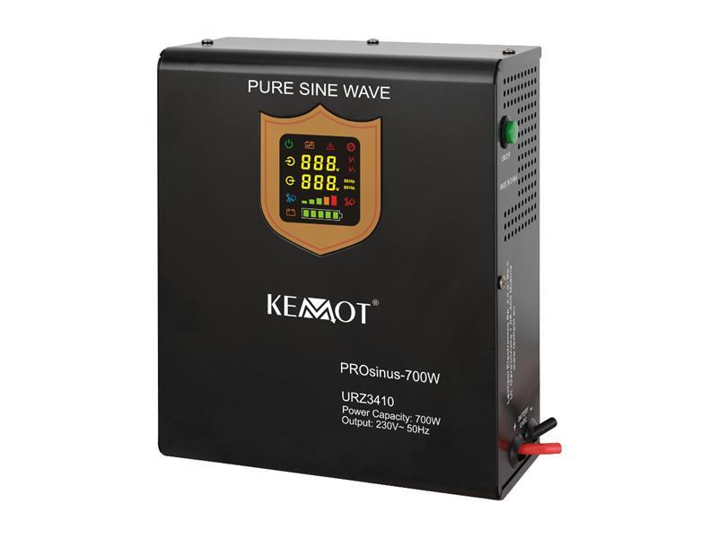 Zdroj záložní  KEMOT PROsinus 700W 12V nástěnný