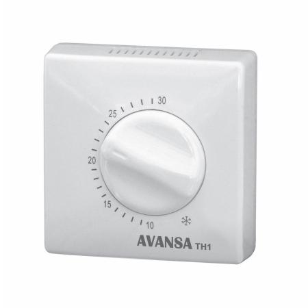 Termostat AVANSA TH 1 manuální