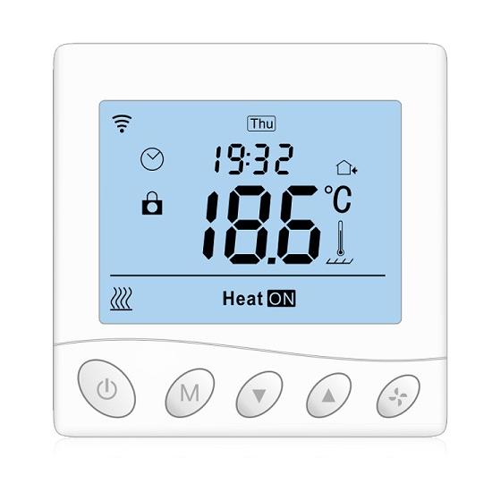 Termostat HUTERMAN HT033W-WIFI