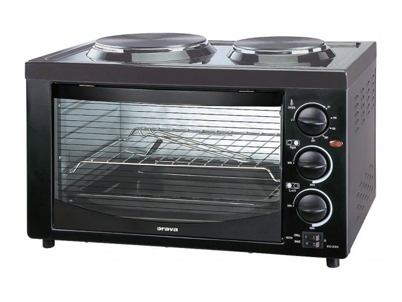 Trouba s vařičem pečící ORAVA EC-320