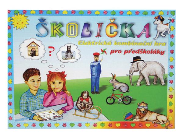 Hra Školička