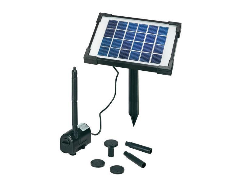 Solární systém esotec Rimini S