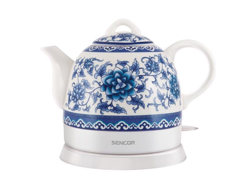 Konvice SENCOR SWK 7001 rychlovarná porcelánová