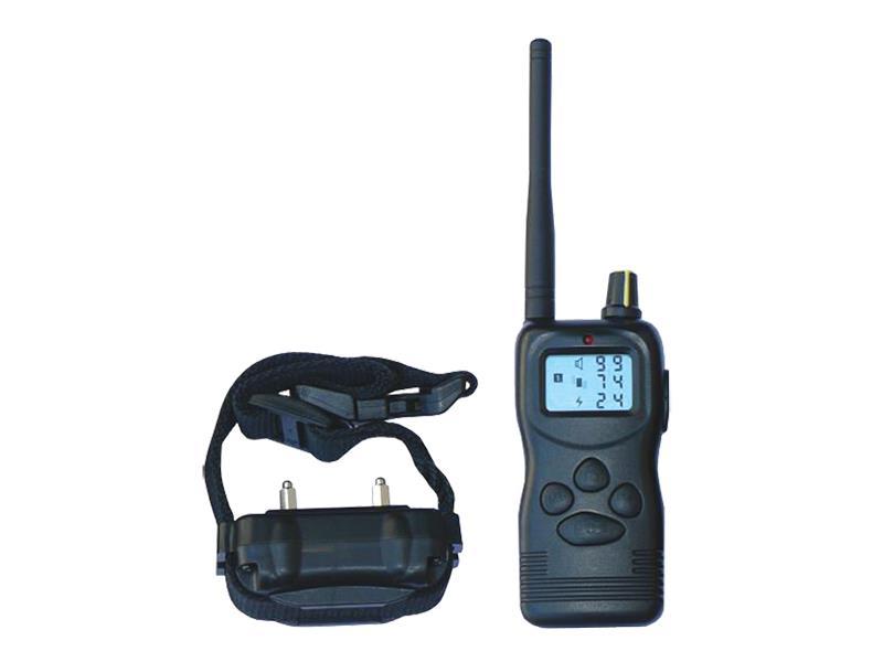 PetTrainer Dog Control T06L elektronický obojek s displejem na 1000 m