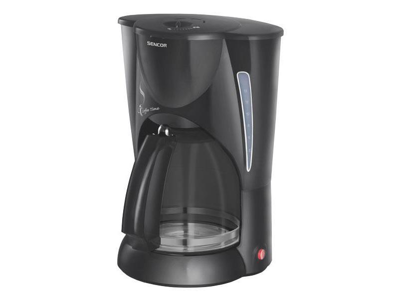 Kávovar SENCOR SCE 5000BK