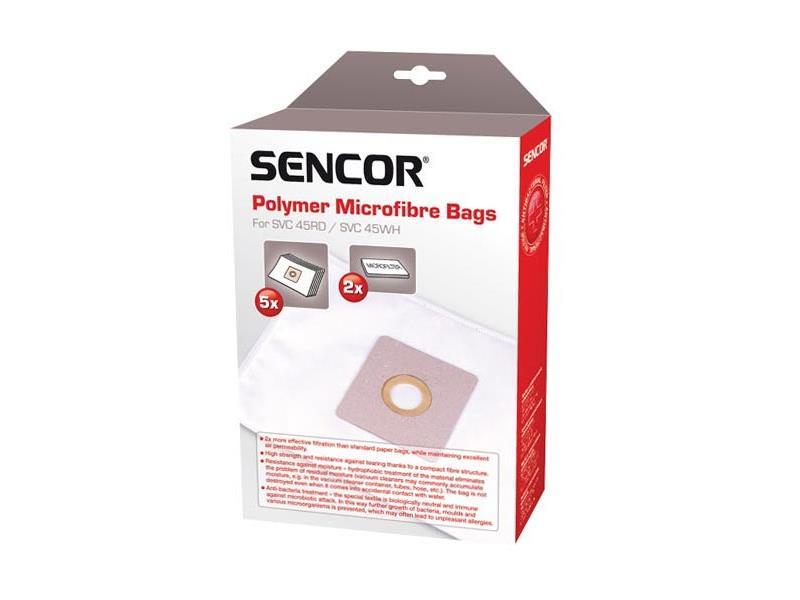 Sáčky do vysavače SENCOR SVC 45/52 Micro