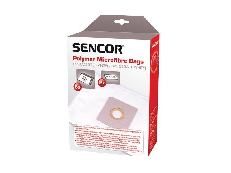 Vysavač SENCOR SVC-530 podlahový sáček Micro 5ks