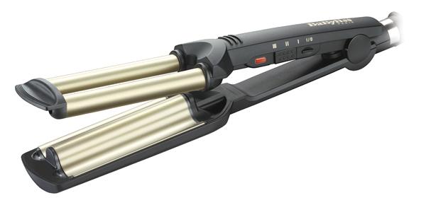 Kulma BaByliss Waver C260E trojkulma