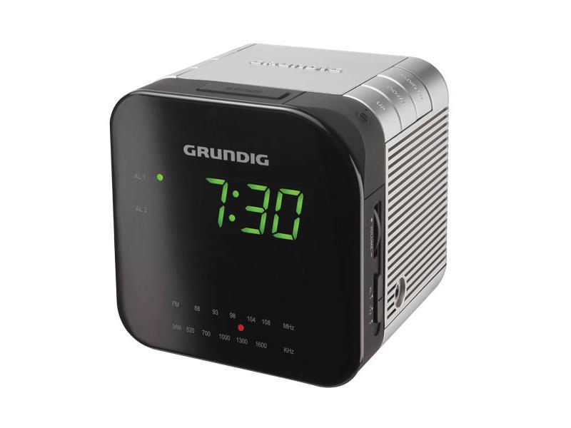 Radiobudík GRUNDIG SONOCLOCK 590