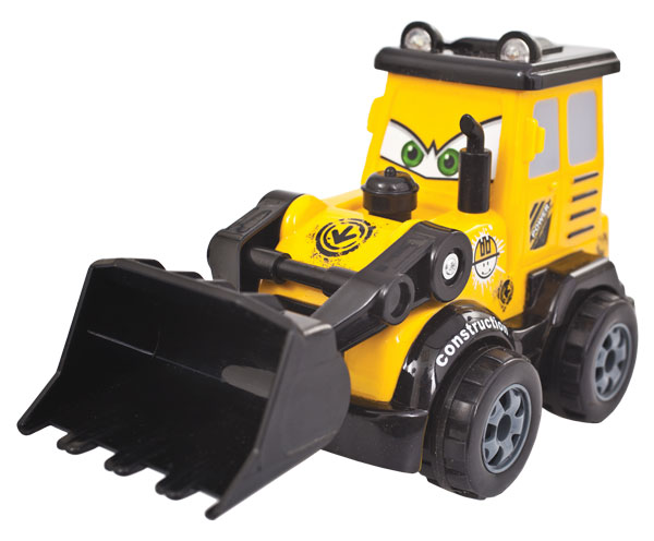 RC model auto Digger BUDDY TOYS BRC 00010