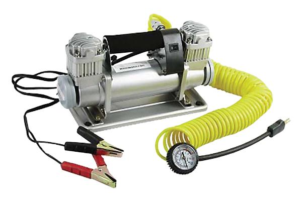 Kompresor 12V/10Bar kovový 150l/min