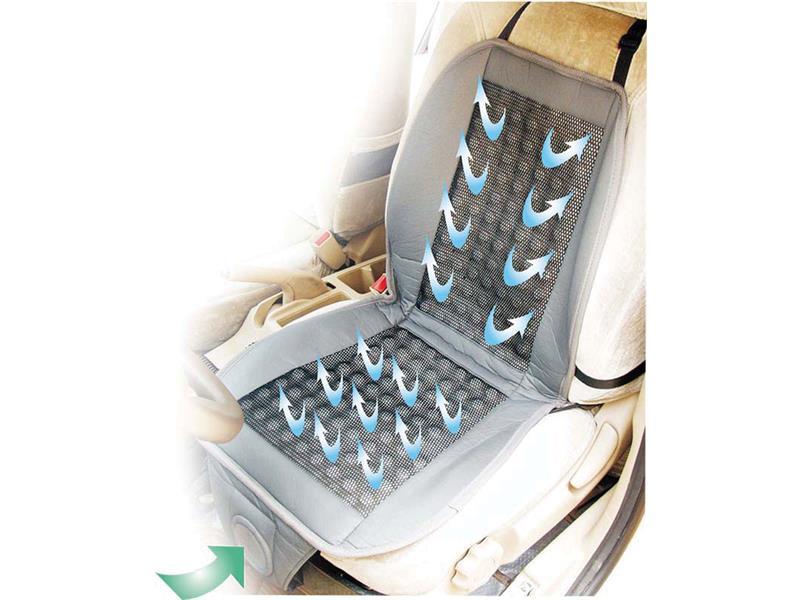 OEM Potah autosedačky s ventilátorem 12V