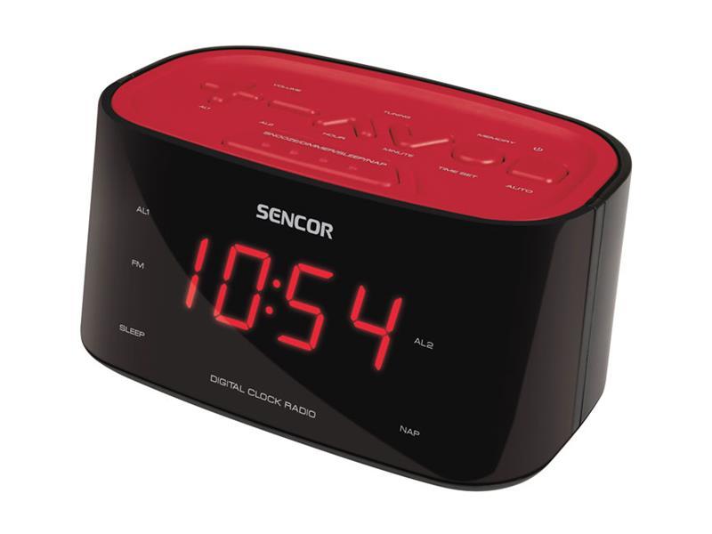 Radiobudík SENCOR SRC 180 RD