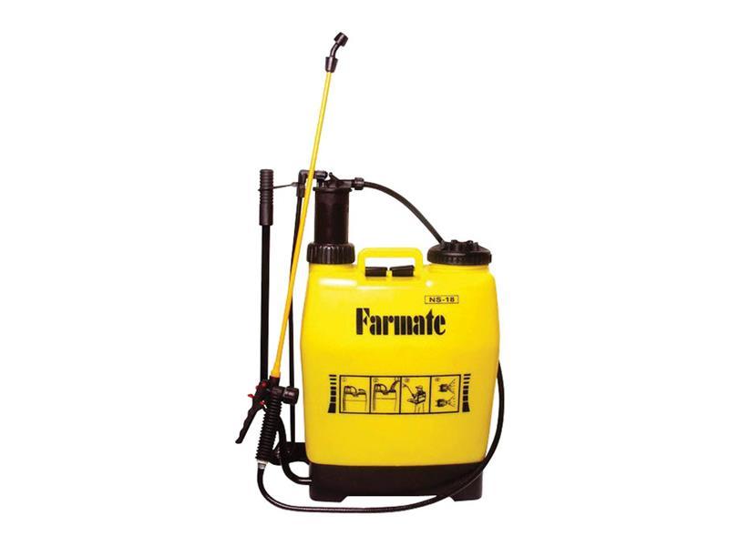 Postřikovač tlakový zahradní s průběžným pumpováním 18l EXTOL CRAFT