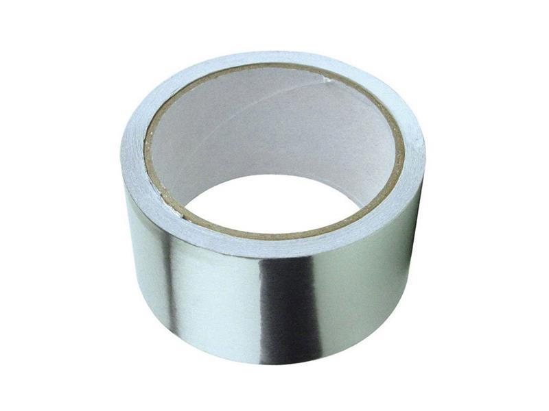 Lepící páska aluminiová 50mm x 10m EXTOL CRAFT 9513