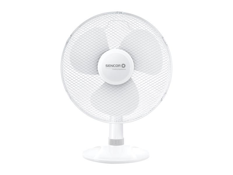 Ventilátor stolní SENCOR SFE 4030WH