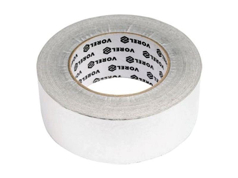 Páska lepící VOREL TO-75140 aluminiová 10m
