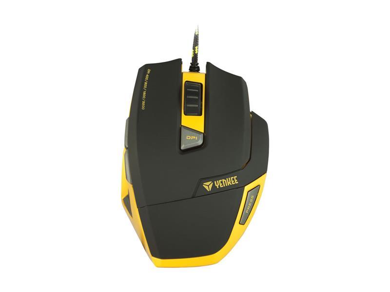 PC myš herní drátová YMS 3009 HORNET YENKEE