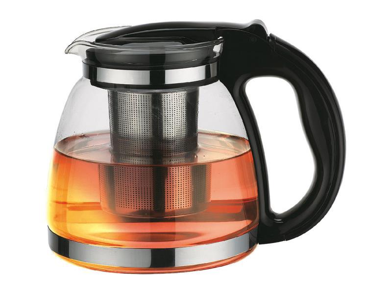 VK-150 - Skleněná čajová konvice. ORAVA