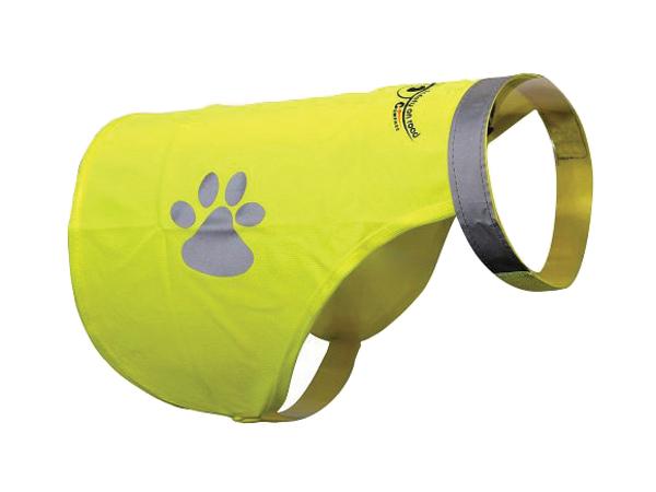 Reflexní vesta pro psa do 20kg S.O.R COMPASS 01598