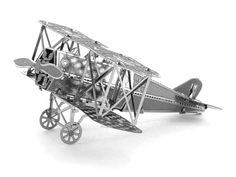 3D kovové puzzle METAL EARTH Letadlo