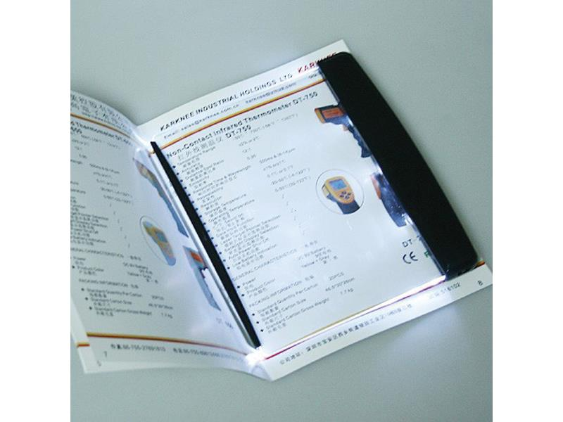 E&S Čtečka knih osvětlení T94