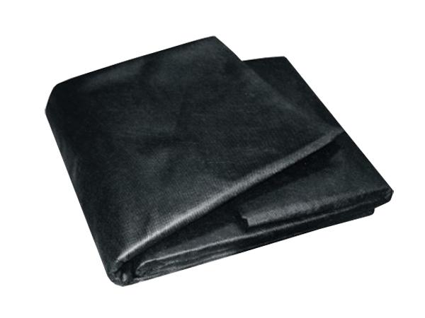 Textilie netkaná 3,2x5m, černá, 50g/m2