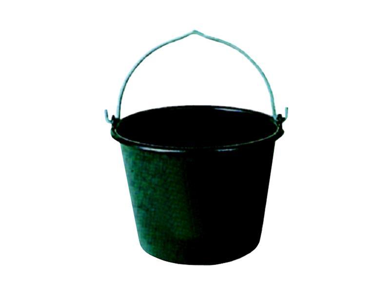 Zednické vědro černé plastové 5 L