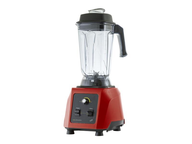 Mixér stolní G21 PERFECT SMOOTHIE RED multifunkční