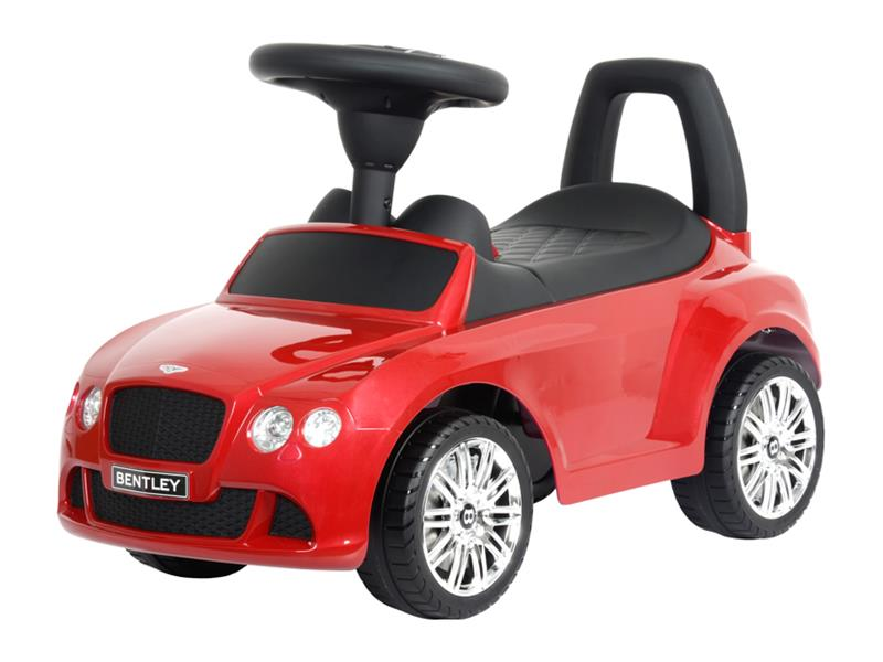 Odrážedlo Bentley BUDDY TOYS BPC 512 červené