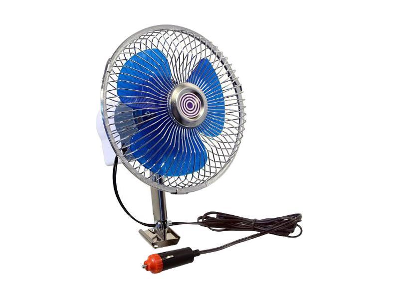 Compass Ventilátor 12V Maxi otočný 07210