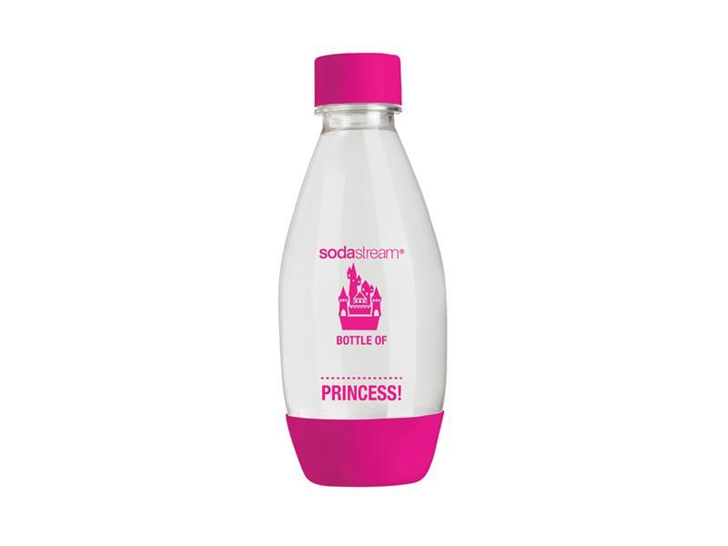 Sodastream láhev dětská PRINCESS PINK 0.5l