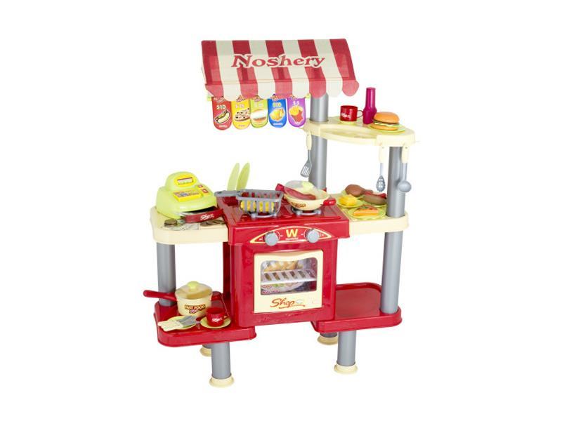 Dětský obchod G21 s rychlým občerstvením