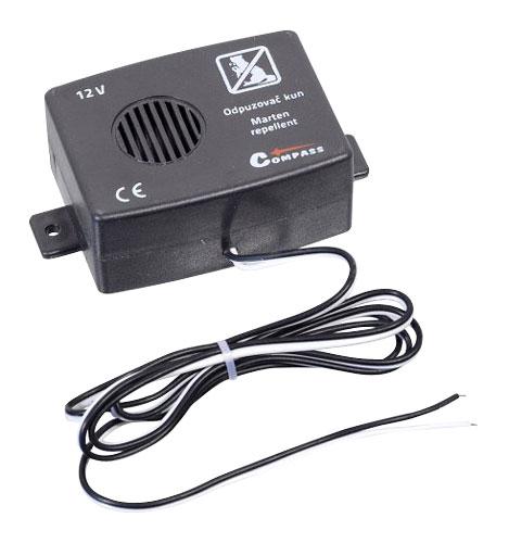 COMPASS Odpuzovač kun elektronický 12V