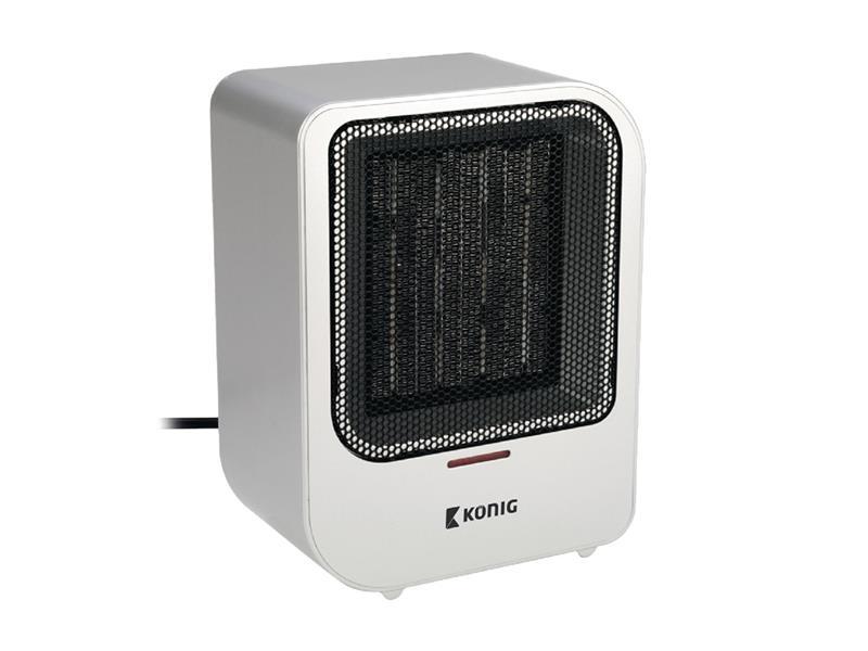 Ventilátor teplovzdušný KÖNIG KN-FH10