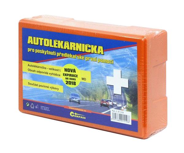 Lékárnička I. COMPASS 91519 v plastovém obale