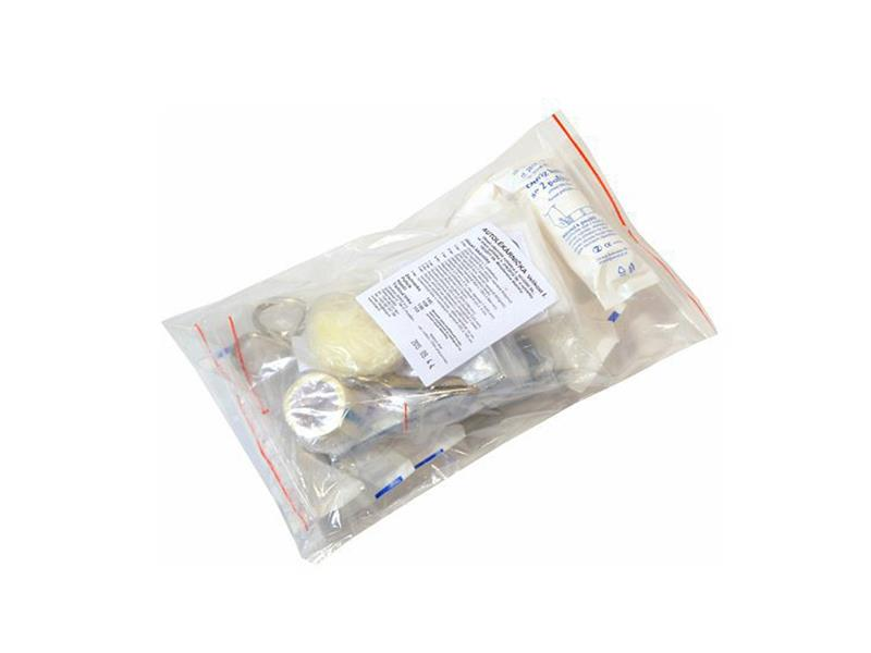 Lékárnička I. COMPASS 91523 náplň