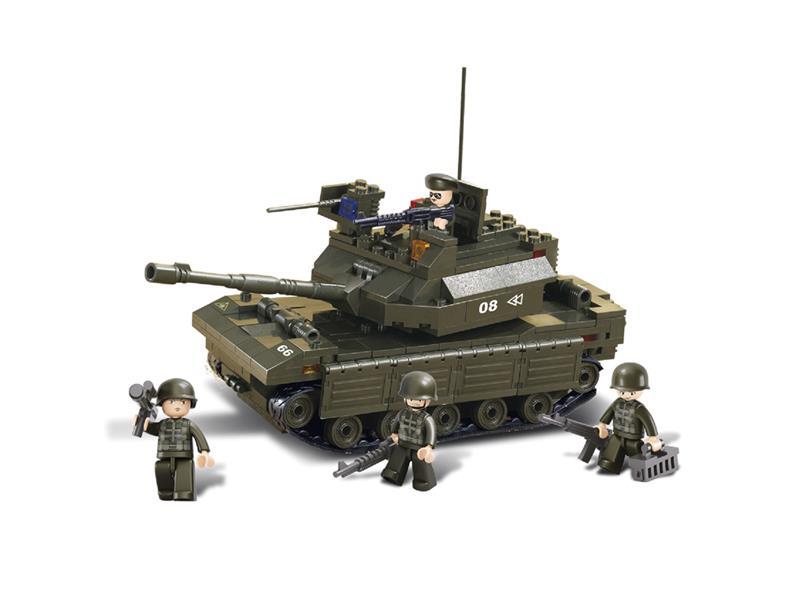 Sluban Hlavní tank