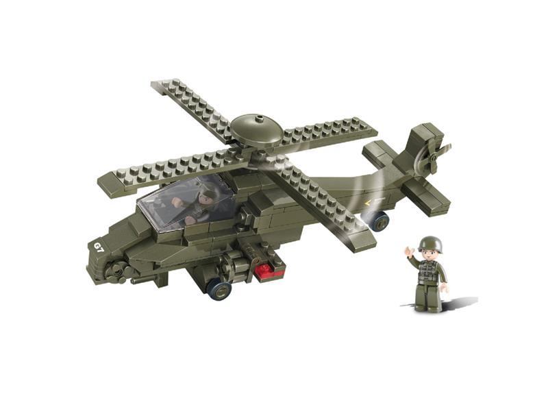 Sluban Útočná helikoptéra Hind